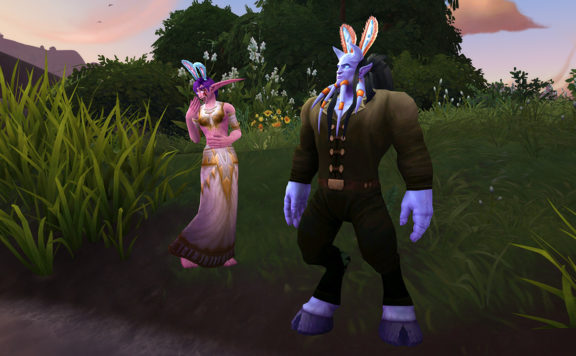 World of Warcraft - Noblegarden 2021 is Here