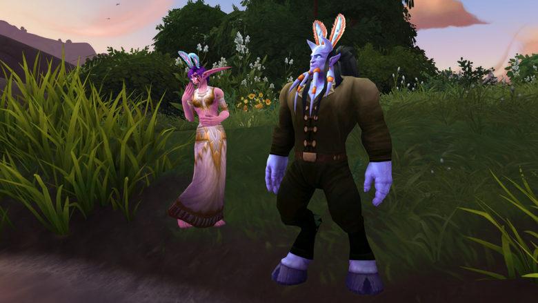 World of Warcraft - Noblegarden 2021 is Here