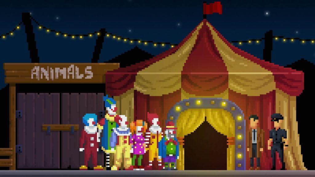 darkside circuis
