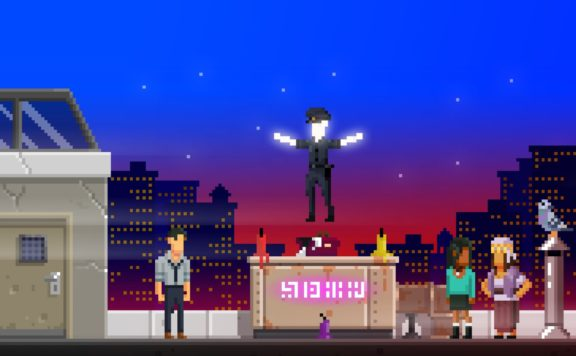 The Darkside Detective: A Fumble In The Dark review