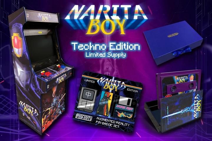 Nartia Boy: Techo Edition