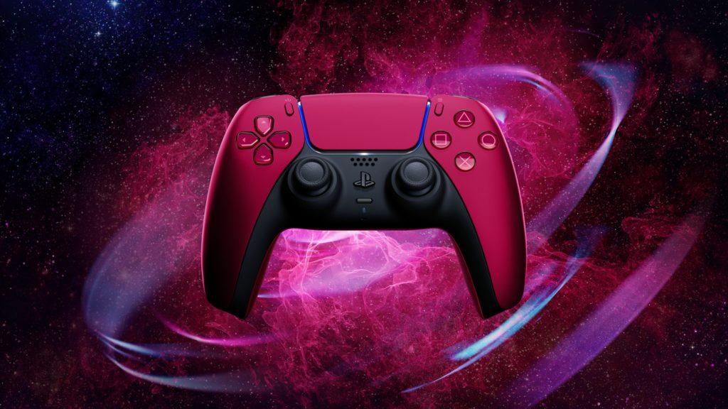 DualSense Controller Cosmic Red