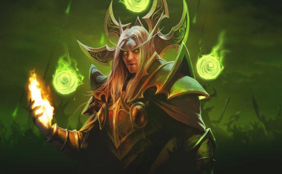 Blizzard Shares Burning Crusade Story So Far