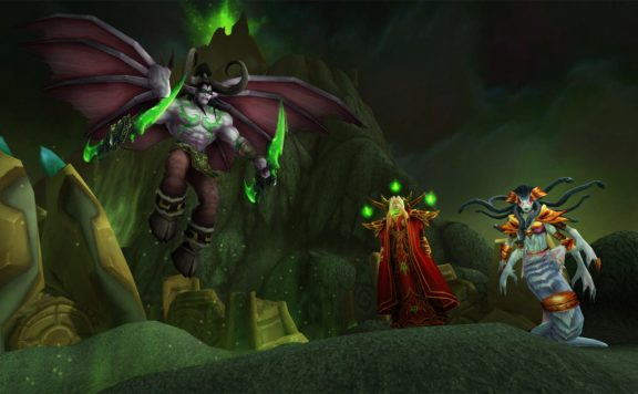 Burning Crusade Classic An Ode to Returning Heroes