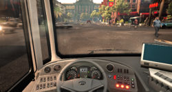 Bus Simulator 21 - Check Out Mercedes Benz Trailer