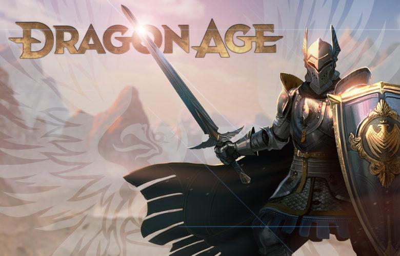 Dragon Age 4 Shares Grey Warden Concept Art