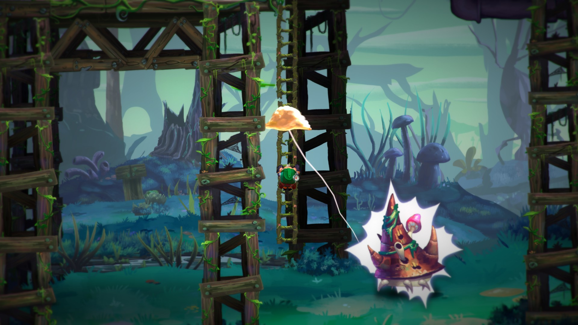 Grab Nubarron: The adventure of an unlucky gnome For Free on Steam