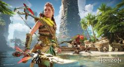 Horizon Forbidden West - Sony Showed Off Gameplay