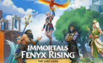 Immortals Fenyx Rising - The Lost Gods DLC Review