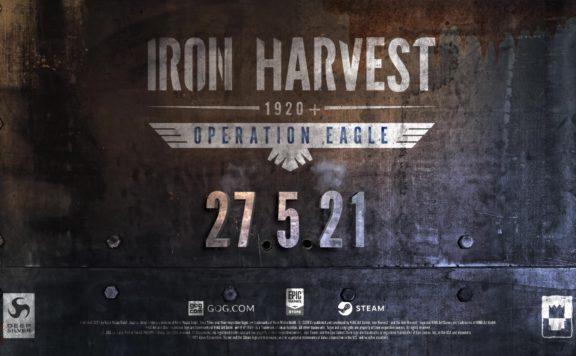 Iron Harvest – Operation Eagle Story Trailer