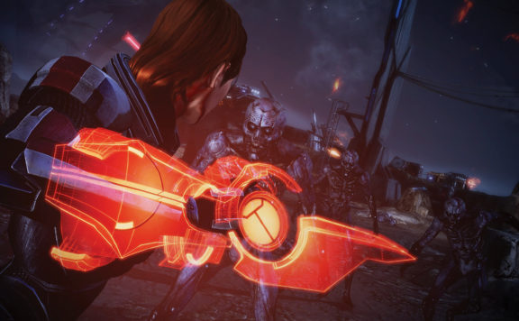 Mass Effect Legendary Edition - Bioware Looked At Mods During The Creation of the Remaster