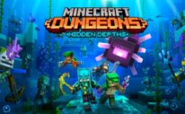 Minecraft Dungeons - Hidden Depths DLC Arriving on May 26