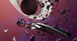 No Man's Sky - Add Mass Effect's Normandy To Your Fleet