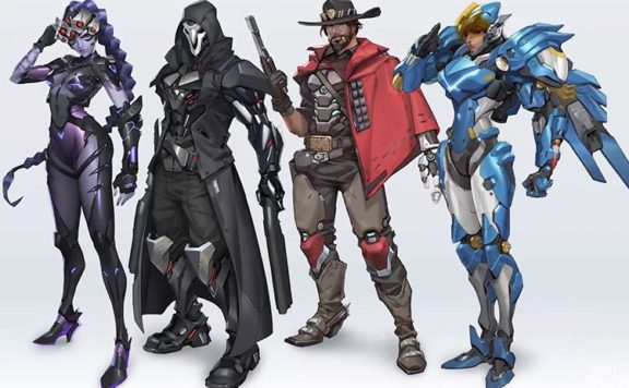Overwatch 2 Will Feature Teams of Five