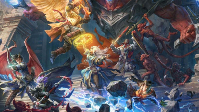 Pathfinder Wrath of the Righteous - Second Wave of Beta & Release Date
