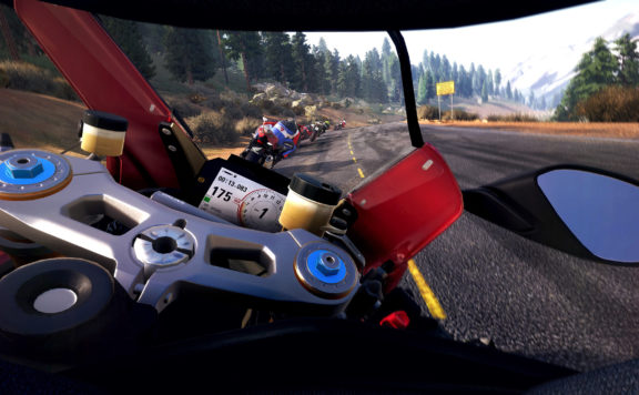 RiMS Racing Shared New Gameplay Trailer