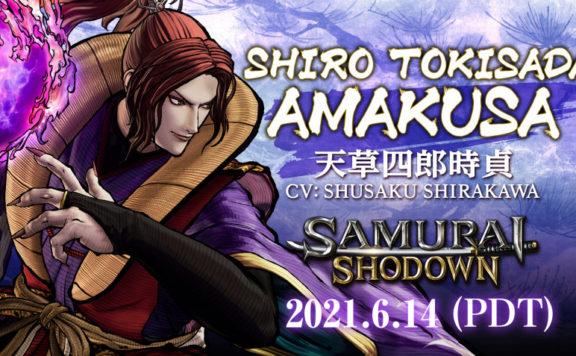 Samurai Shodown is Charging Into Steam on June 14