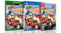 Blaze & the Monster Machines: Axle City Racers