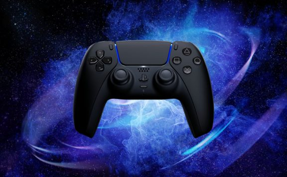 DualSense Controllers Are Getting A Colorful Upgrade - Midnight Black