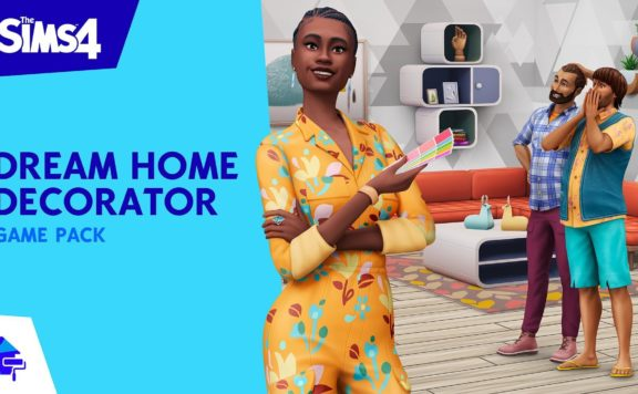 The Sims 4 - Welcome The Dream Home Decorator Game Pack