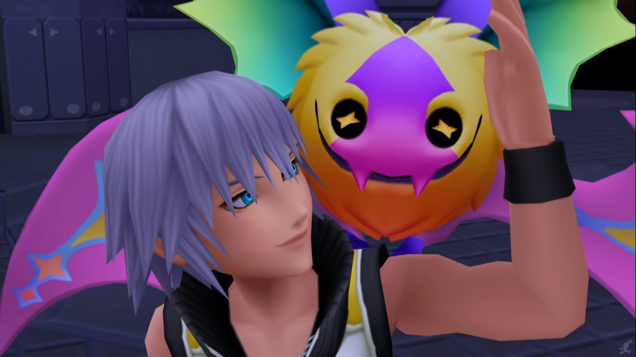 Komory Bat is one of the best Dream Eaters in Kingdom Hearts Dream Drop Distance.