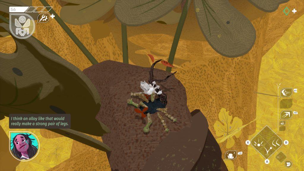 stonefly discovering a new idea
