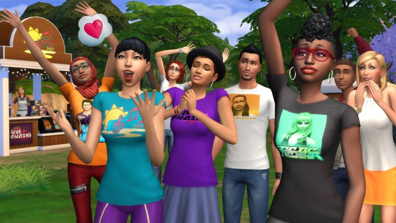 EA Announces Sims Sessions, An All New In-Game Music Festival