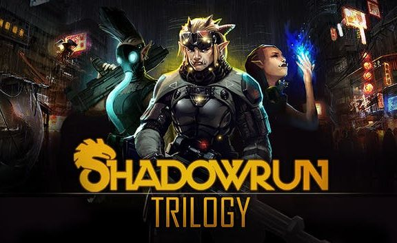 Grab Shadowrun Trilogy From GOG While You Can