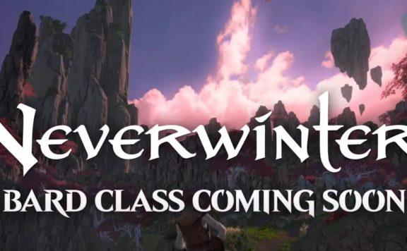 Neverwinter - Bard Class Reveal Trailer