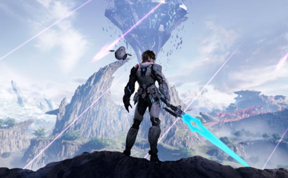 Phantasy Star Online 2 New Genesis Arrives June 9