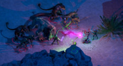 Greed Is Good In CRPG Black Geyser: Couriers of Darkness