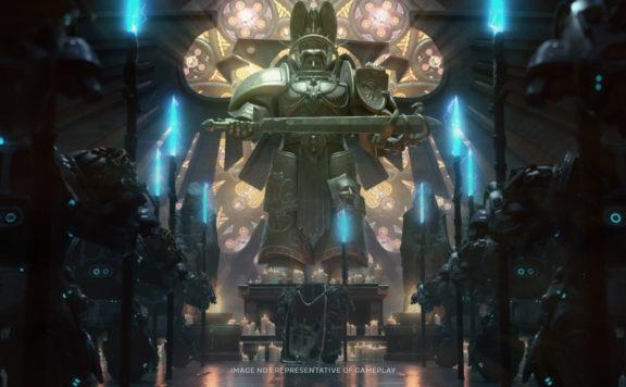 Warhammer 40K: Chaos Gate - Demonhunters