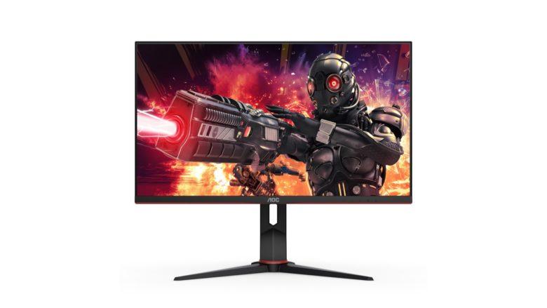 AOC U28G2XU monitor
