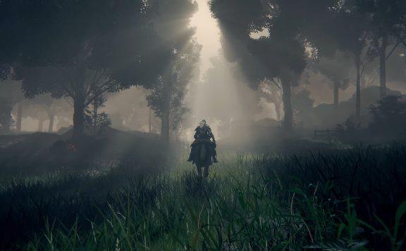 elden ring gameplay trailer