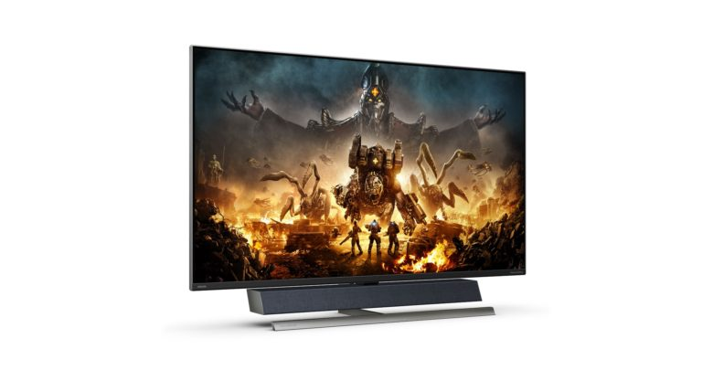 Picture of the Philips Momentum The World's First Xbox Gaming Monitor