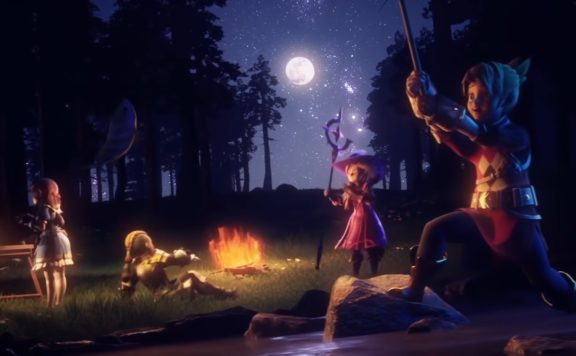 Moonlight Sculptor Has More Than 1 Million Downloads