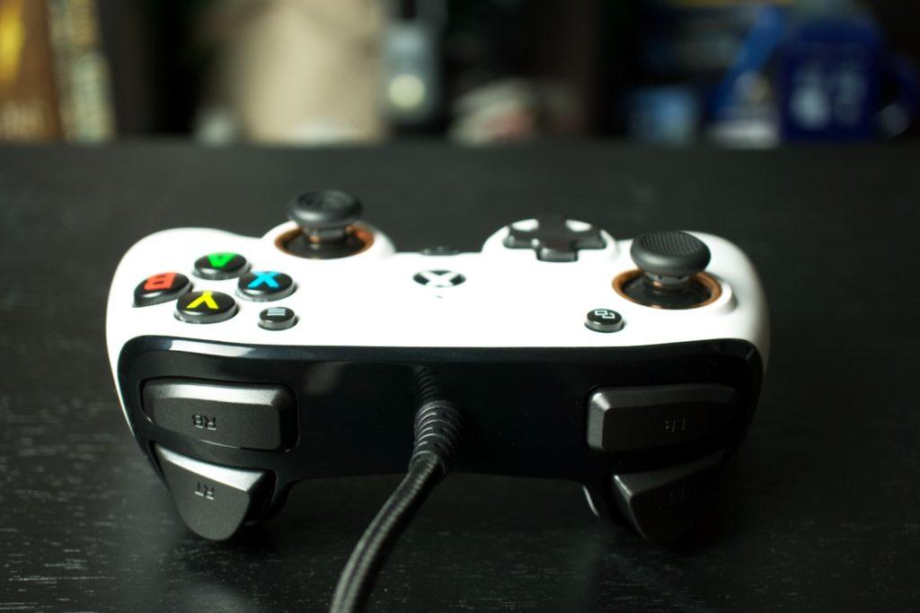 nacon controller shoudler buttons