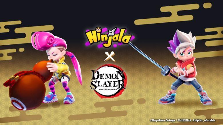 Demon Slayer Is Coming To Ninjala