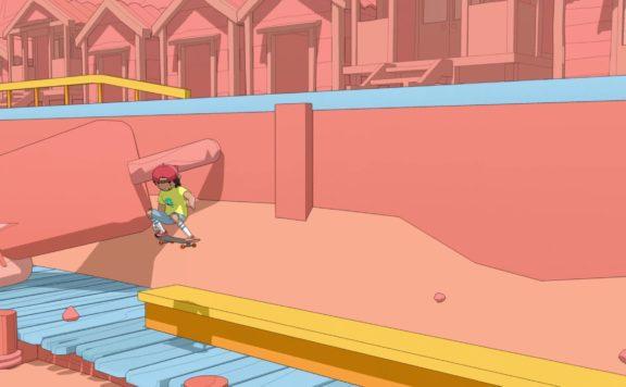 olliolli world e3 trailer screenshot