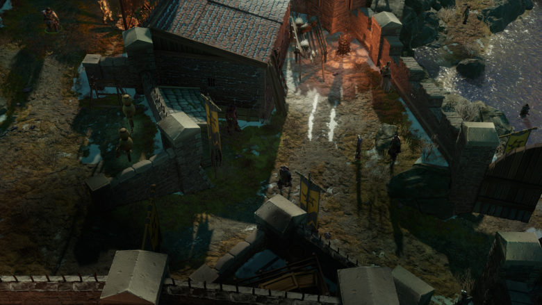 Pathfinder: Wrath of the Righteous console release -PC screenshot