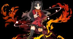 Fate/stay night Is Back In Puzzle & Dragons - Rin Toshaka picture