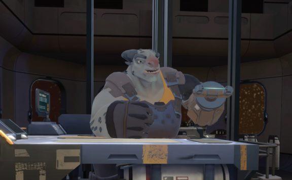 Arcsmith - picture of Dinn