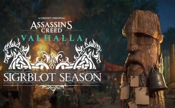 Assassin's Creed Valhalla - Sigrblot Season Free Update