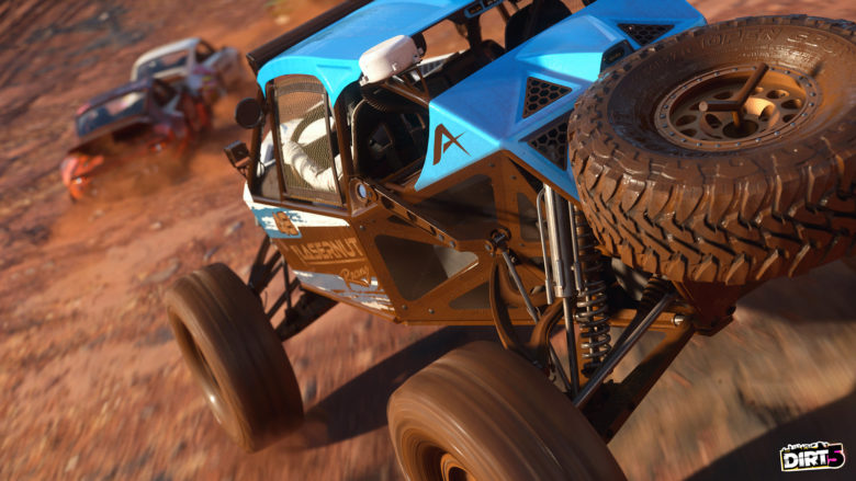 DiRT 5 - July 20 Update Brings PS5 DualSense Controller Improvements