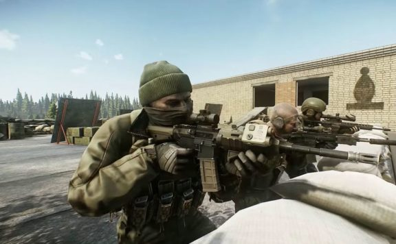 Military Shooters