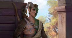 Pathfinder Wrath of the Righteous - Lann Companion Trailer