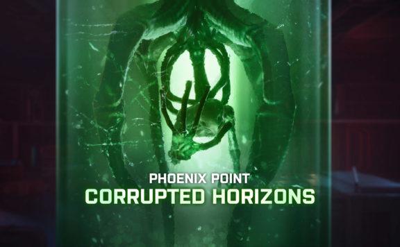 Phoenix Point Corrupted Horizons Announcement Teaser