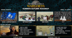 Stronghold Warlords - Check Out Summer & Autumn Roadmap