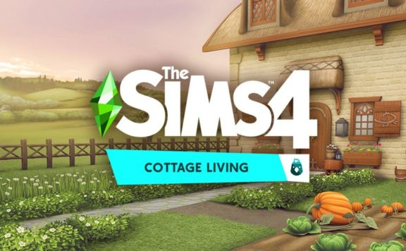 The Sims 4 Cottage Living Preview - Welcome to Henford-on-Bagley!
