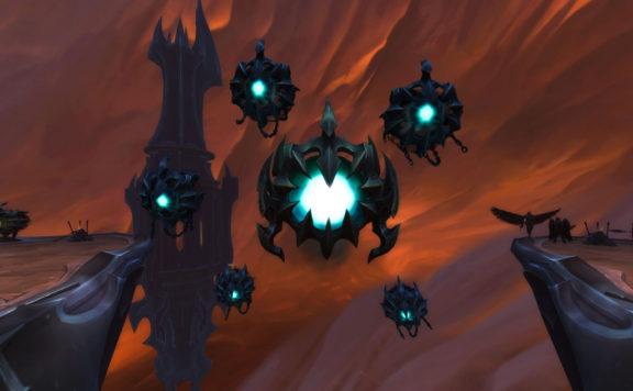 WoW Shadowlands - Race to Mythic World First Sanctum of Domination is Underway!